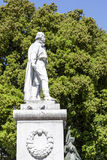 Monument to Giuseppe Garibaldi in Nice Royalty Free Stock Photos
