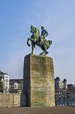 Monument to Hans Waldmann, Zurich Royalty Free Stock Images