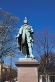 Monument to Henrik Wergeland Royalty Free Stock Photos
