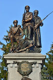 Monument to Heroes of First world war. Kaliningrad (former Koeni Stock Image