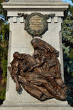 Monument to Heroes of First world war. Kaliningrad, Russia Stock Photography