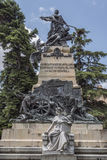 Monument to the Heroes of May 2, Segovia, Spain Royalty Free Stock Images