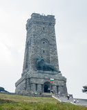 Monument to the Heroes of Shipka Royalty Free Stock Photo