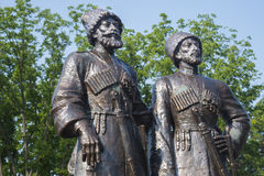 Monument to heroes of World War I, Krasnodar Stock Photos