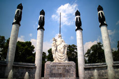 Monument to the Heroic Cadets Royalty Free Stock Photo