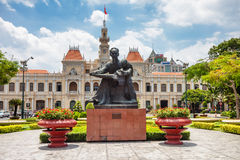 Monument To Ho Chi Minh Royalty Free Stock Images