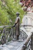 Monument to Imre Nagy Royalty Free Stock Photos