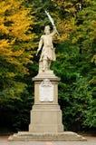 Monument. To Jan Kilinskii in Lviv (Ukraine Royalty Free Stock Photo
