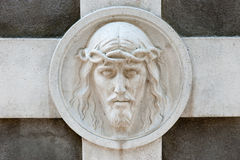 Monument to Jesus Royalty Free Stock Photos