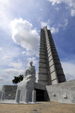 Monument to Jose Marti Royalty Free Stock Photography