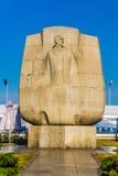 Monument to Joseph Conrad Royalty Free Stock Photos