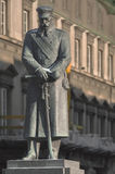 Jozef Pilsudski Royalty Free Stock Photography