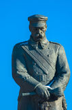 Jozef Pilsudski Royalty Free Stock Photo