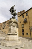 Juan Bravo. Segovia Stock Photos
