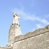 Monument to Juan Sebastian Royalty Free Stock Photo