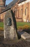 Monument to Julius Rupp Stock Photos