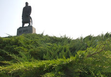 Monument to Karadjordje, leader of the First Serbian uprising against the Turks Stock Photo