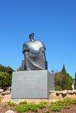 Monument to King Peter Kresimir IV Stock Photos