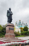 Monument to Kutuzov, Smolensk Stock Photo