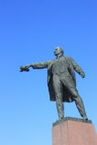 Monument to Lenin Stock Photography