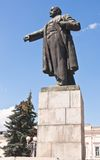 Monument to Lenin. Tver. Russia Stock Photos