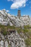 Monument to Liberty Shipka and landscape to Stara Planina Balkan Mountain, Bulgaria. Monument to Liberty Shipka and landscape to Stara Planina Balkan Mountain stock image