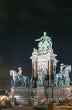 Monument to Maria Theresa, Vienna Royalty Free Stock Photos
