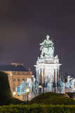 Monument to Maria Theresa, Vienna Stock Image