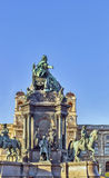 Monument to Maria Theresa, Vienna Royalty Free Stock Photo