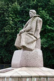 Monument to marshal Vasilevsky. Kaliningrad, Russia Royalty Free Stock Photo