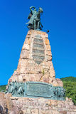 Monument to Martin Miguel de Guemes, Salta royalty free stock photos