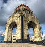 Monument to the Mexican Revolution Royalty Free Stock Image