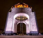 Monument to the Mexican Revolution Royalty Free Stock Images