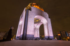 Monument to the Mexican Revolution Stock Image