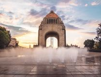 Monument to the Mexican Revolution - Mexico City, Mexico. Monument to the Mexican Revolution Monumento a la Revolucion - Mexico City, Mexico stock photo