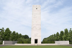 Monument to the military soldiers. Stock Photo