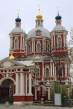 St. Clements Church, Moscow Stock Photos