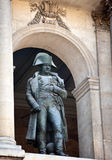 Monument to Napoleon in Hotel des invalides Stock Images
