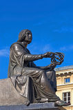 Monument to Nicolas Copernicus Stock Image