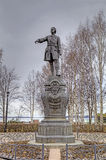 Monument to Peter the Great Stock Photos