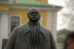 Monument to Peter the Great Royalty Free Stock Photos