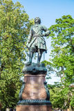 Monument to Peter the Great, Kronstadt Stock Images
