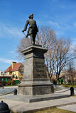 Monument to Peter the Great in Taganrog, Russia Royalty Free Stock Photography