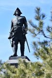 Monument to Peter the Great in Taganrog, Russia Stock Photo