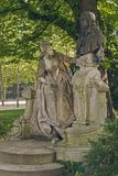 Monument to Pierre Guillaume. Pierre Guillaume is a French statesman Stock Photos
