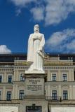 Monument to Princess Olga, Kiev Royalty Free Stock Photography