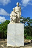 Monument to the Puerto Rican Countryman. Monumento al Jibaro Puertorriqueno (Monument to the Puerto Rican Countryman) is a monument built by the Government of Royalty Free Stock Image