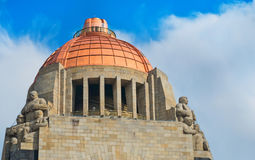 The Monument to the Revolution  in Mexico City, Mexico. Stock Photography