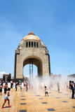 Monument to the Revolution Royalty Free Stock Image