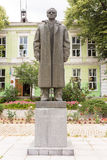 Monument to the revolutionary Anton Ivanov in the center of Koprivshtitsa, Bulgaria royalty free stock images